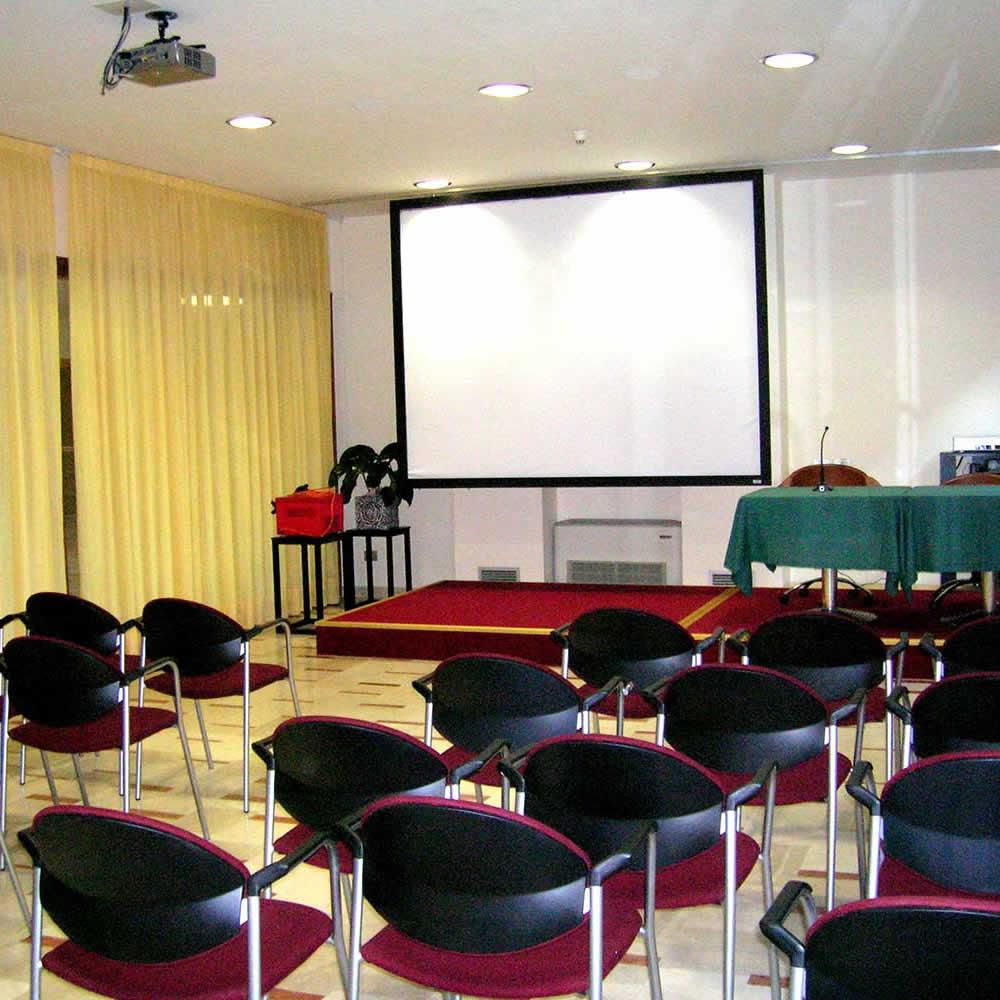 Sale congressi su misura centro congressi treviso - Sala insonorizzata ...