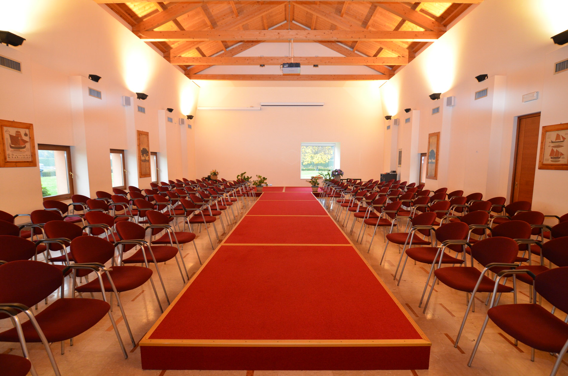 Centro congressi treviso hotel crystal sale congressi - Sala insonorizzata ...