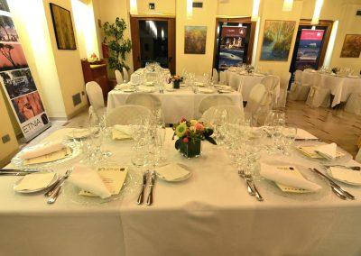 sala ristorante per eventi aziendali